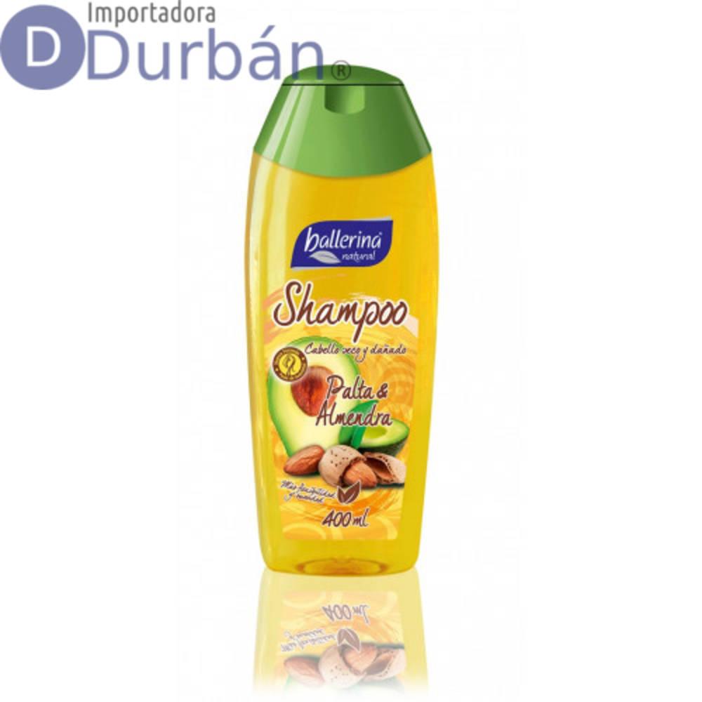 Shampoo 0400ml Ballerina